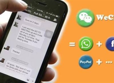 News video: China's WeChat Goes Beyond Social Networking